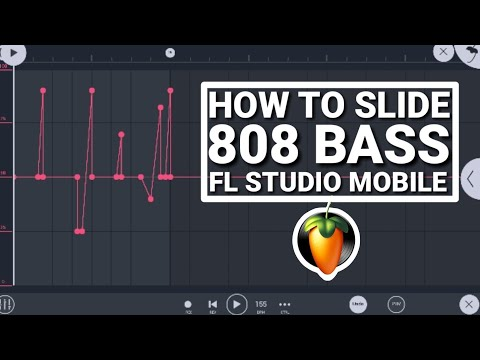 HOW TO SLIDE 8O8 BASS | FL STUDIO MOBILE TUTORIAL
