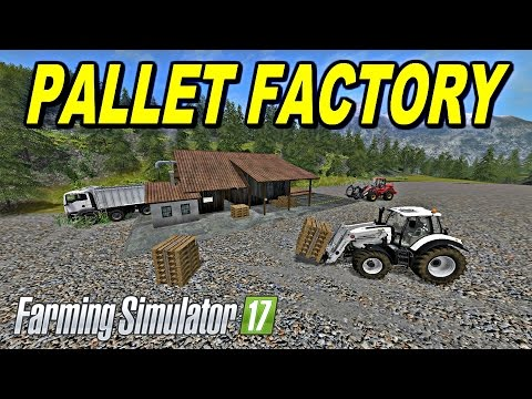 SA Production of pallets v1.0.4