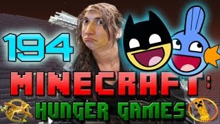 Minecraft: Hunger Games w/Mitch! Game 194 - Touch Mah Belly!