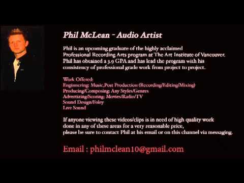 Recording/Mixing Engineer 1 (Rock)