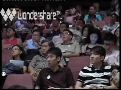 8TV 采访 - 郑水兴2013房地产财政预算案