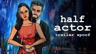 Half Girlfriend Trailer Spoof || Shudh Desi Endings