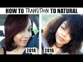 How To Transition To Natural for Beginners