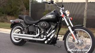 1. Used 2006 Harley Davidson FXSTB Night Train Motorcycles for sale