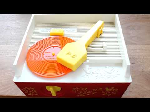 Create Custom Discs Full Of New Music For Fisher Price's Iconic Toy Record Player