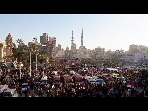 L'Egypte en deuil après l'attentat de Mansoura