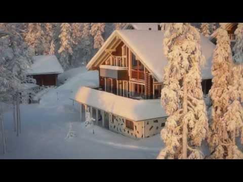 Finnland - märchenhafter Winterzauber in Lappland