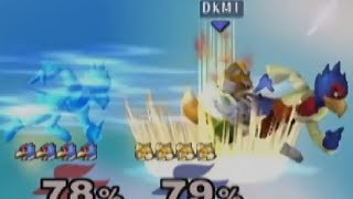 Top 15 Falco Side-B Dunks – Super Smash Bros – GRsmash