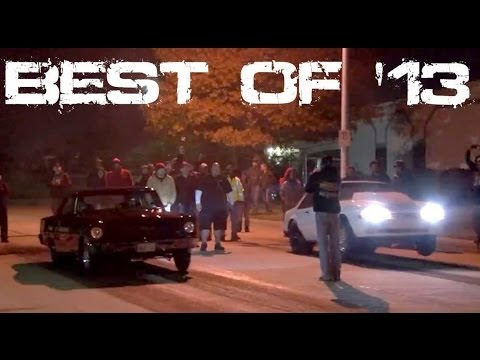 racing - The BEST street races of 2013 brought to you by 1320Video. We bring you 40 of the craziest cars, closest calls, and most intense street races of the year! Wi...