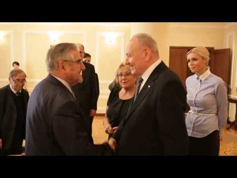 Președintele Nicolae Timofti a avut o întrevedere cu membrii Grupului de prietenie Franța – Moldova din cadrul Senatului Republicii Franceze