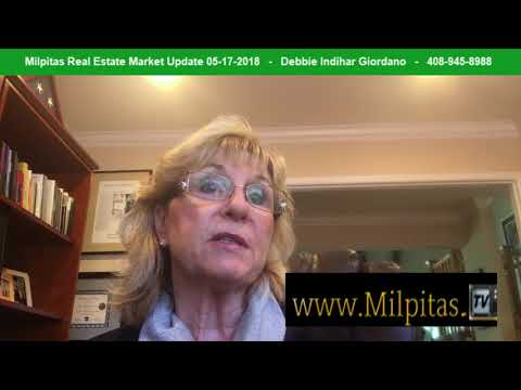 Milpitas Real Estate Market Update 05-17-2018