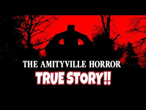 The Amityville Horror True Story - What Really Happened (Hindi)