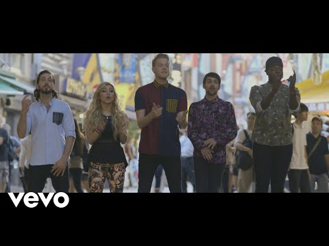[Official Video] Rather Be – Pentatonix (Clean Bandit Cover)