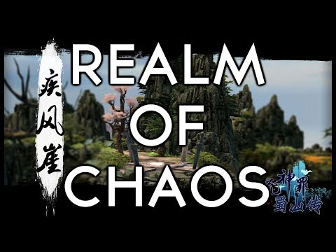Dota 2 Mods | MORE REALM OF CHAOS - SHOESHINE MOUNTAIN! P1 (видео)
