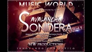 Avalancha Sonidera Megamix  MW Productions  Music World