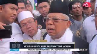 Download Video Ma'ruf Amin Minta Amien Rais Tidak Tebar Ancaman MP3 3GP MP4