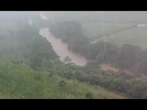 Rio da usina serra grande em são jose da laje