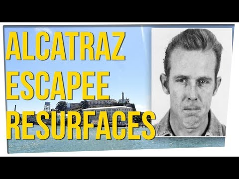Unexpected Letter from Alcatraz Escapee ft. Gina Darling & DavidSoComedy