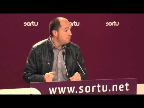 Reflexión de Sortu al cumplirse tres años desde el fin de la lucha armada de ETA