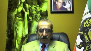 نامه و شعر شادروان پیام امیرسلیمانی به رژیم ضّد ایرانی ملایان ۱