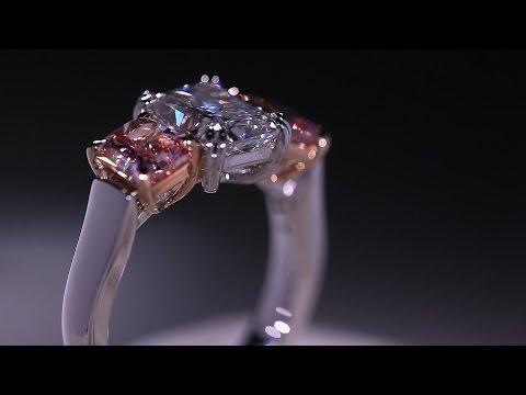 HARTMANN's ARGYLE PINK DIAMONDS TENDER