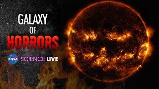 NASA Science Live: Galaxy of Horrors by NASA ScienceCasts