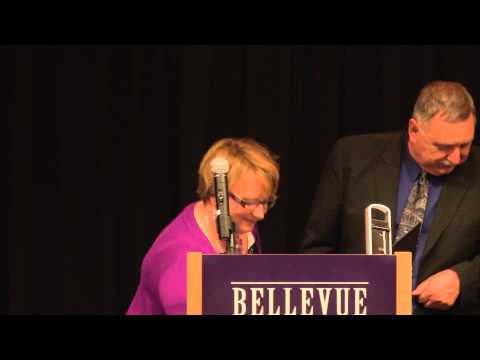 2015 Hall of Fame Speeches - Kathy Kent Hug