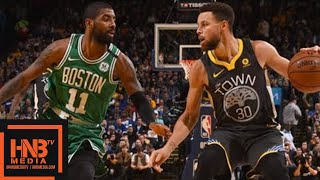 Boston Celtics vs Golden State Warriors Full Game Highlights / Jan 27 / 2017-18 NBA Season