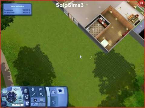 Video 5 de Los Sims 3:  Crear tu casa parte 5