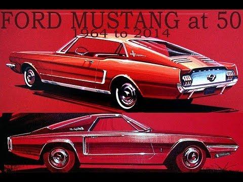 The Mustang at 50