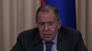 Lavrov slams chemical weapon watchdog over Syria