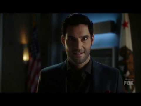 Lucifer S03E09 Ending Scene (Lucifer and Sinnerman)