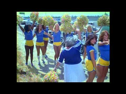 Jennilee Harrison LA Rams Cheerleaders (видео)