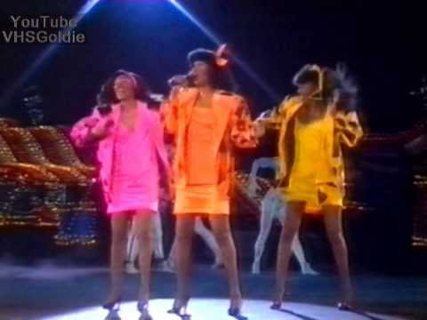 The Pointer Sisters - Neutron Dance - 1985