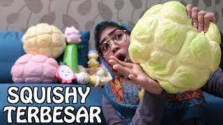 Video SQUISHY HAUL - SQUISHY TERBESAR DI DUNIA! MP3, 3GP, MP4, WEBM, AVI, FLV Januari 2019