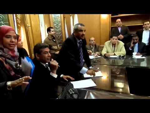 محمد نور : لجنة الحريات هدفها الدفاع عن المواطن المصرى  فى الداخل والخارج