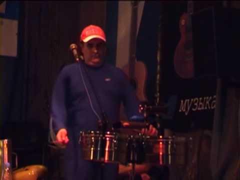 2008-Oct-11/12 Творческая встреча с Гомеро Чавезом (ч. 4) / Homero Chavez Master Class (p.4)