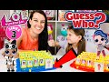 We Play Lol Surprise Guess Who Game Series 3 Confetti P