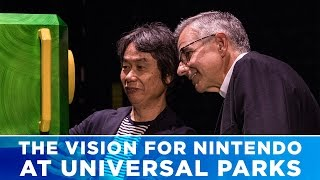 Nintendo-themed lands coming to Universal Studios Hollywood, Orlando and Japan