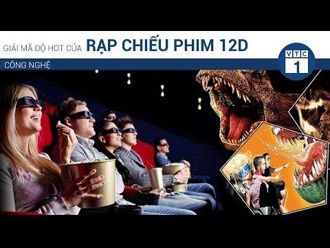 Giải mã độ hot của rạp chiếu phim 12D | VTC1 - Thời lượng: 2 phút, 8 giây.