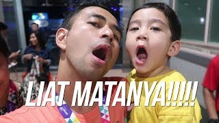 Video NGELIAT JAZZ, RAFATHAR TERNGANGA NGANGA!!!! MP3, 3GP, MP4, WEBM, AVI, FLV April 2019