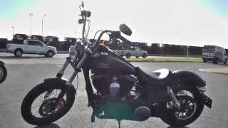 6. 321611 - 2013 Harley Davidson Dyna Street Bob FXDB - Used Motorcycle For Sale
