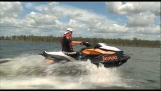 4. PWC TV - Seadoo GTR 215 Test Ride