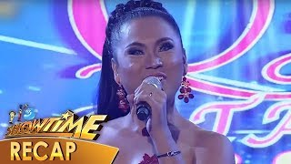 Video It's Showtime Recap: Contestants in their wittiest and trending intros - Week 4 MP3, 3GP, MP4, WEBM, AVI, FLV Januari 2019