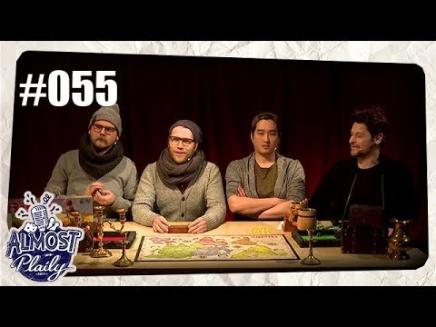 Risiko - Der Strategiespielklassiker mit Budi, Etienne, Nils & Simon | Almost Plaily #55