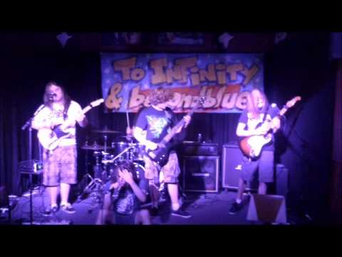 Countenance of the Protrusion- live at Mr Boogie Man Bar 10/10/14