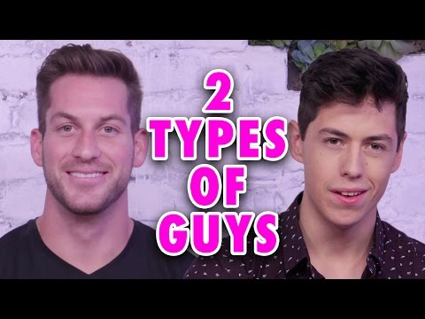 2 Types of Guys - Pickup Lines (Ft. Chase from The Bachelorette) (видео)