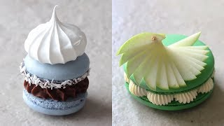Video YUMMY DESSERTS | PASTRY CHEF HACKS | AMAZING FOOD COMPILATION MP3, 3GP, MP4, WEBM, AVI, FLV November 2018