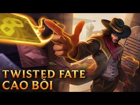 Twisted Fate Cao Bồi