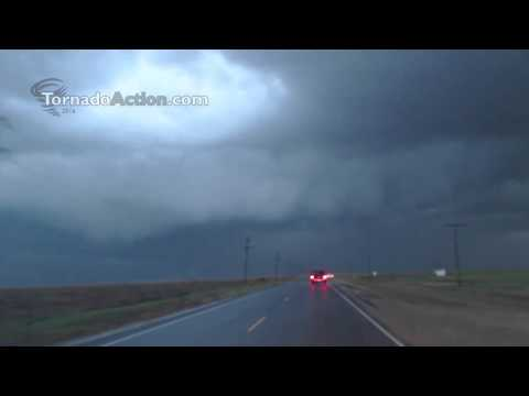 April 15, 2016 Eva Oklahoma Tornadoes (видео)
